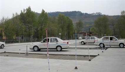 楚旺-驾校