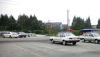 太平川-驾校