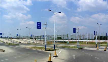 龙村-驾校