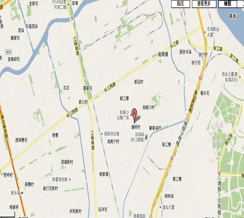 扬州科目三地图详解