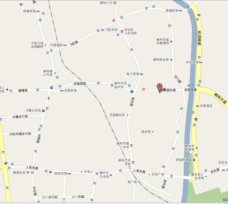 郴州卜里坪规划设计图