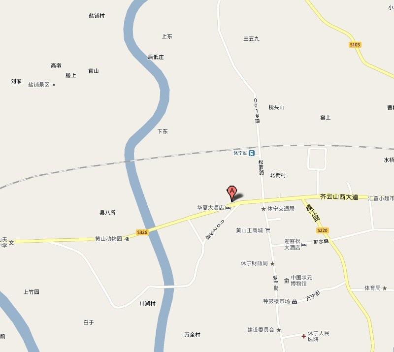 广宁驾校地图图片