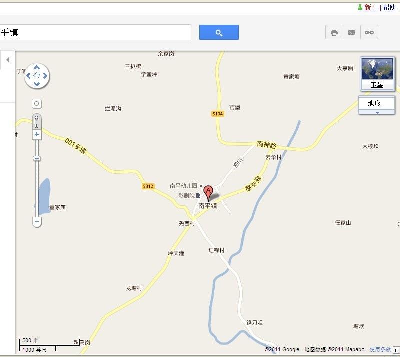 青岛市北车管所地图