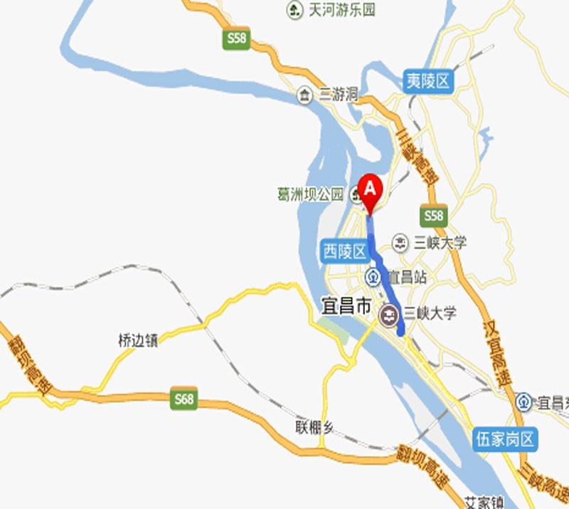 成安县城街道地图