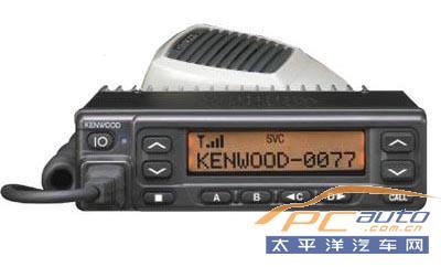 品牌建伍 tk885 车载对讲机