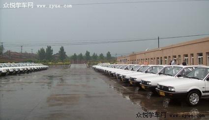 福州市闽侯永丰汽车培训有限公司