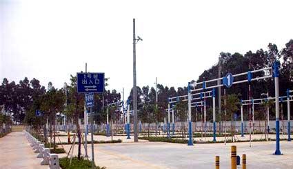 大竹-驾校