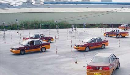 李郢孜-驾校
