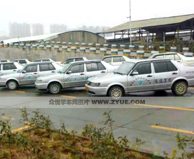 湘通驾校训练车