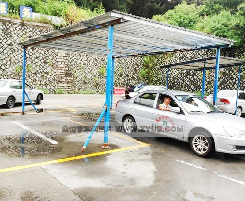 昌明驾校训练车型
