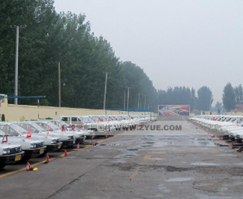 哈尔滨联众驾校驾校风采