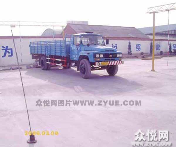 亳州驾校大货车