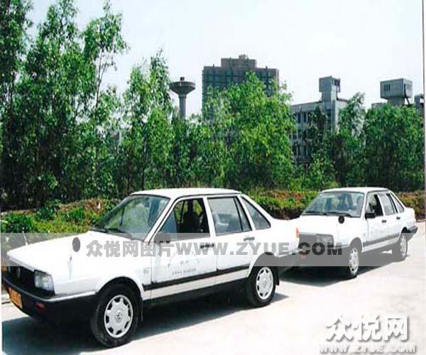 城北驾校教练车2