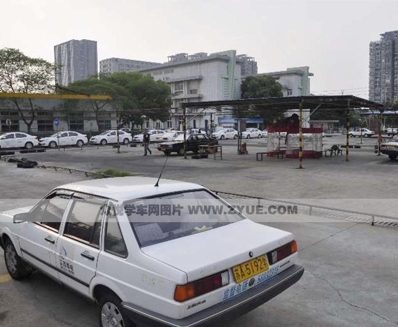 锦华驾校训练车