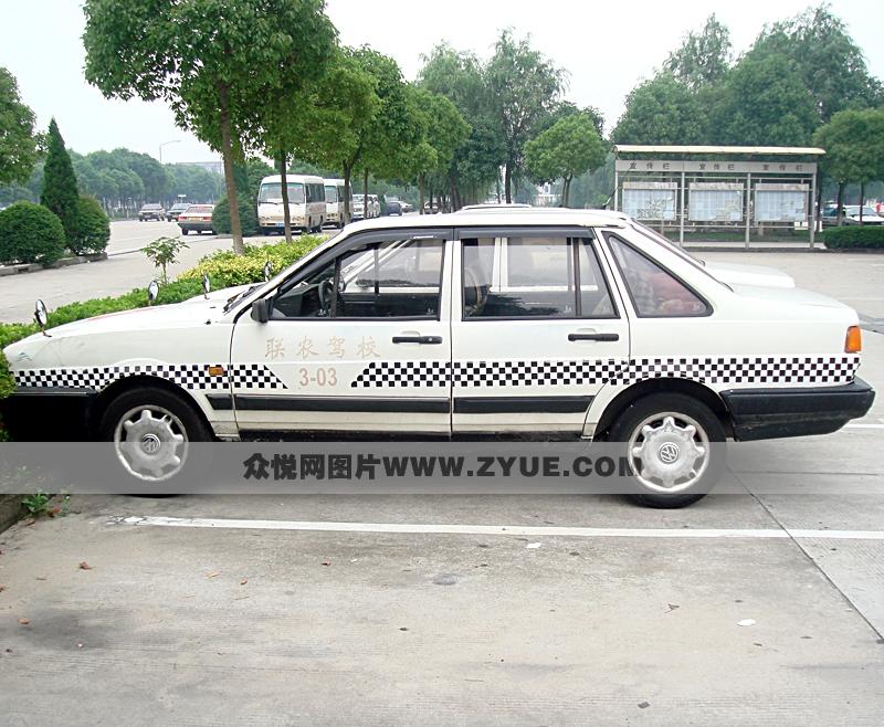 联农驾校教练车
