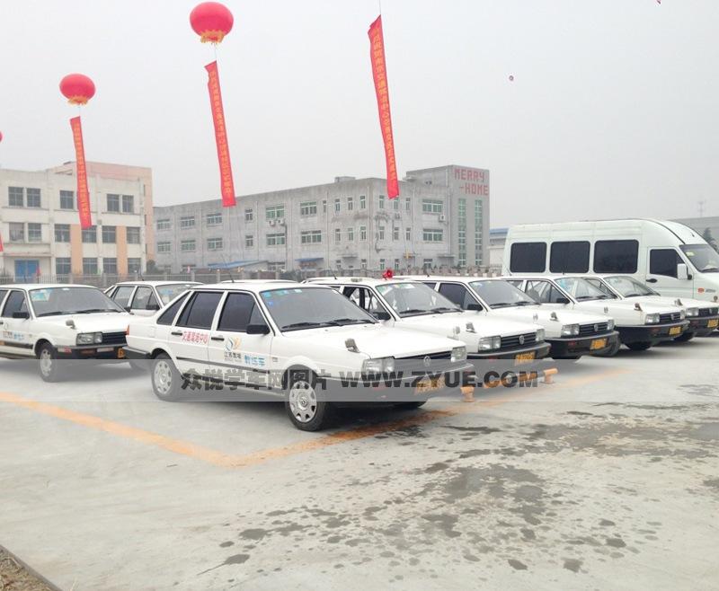 交通驾校训练车型