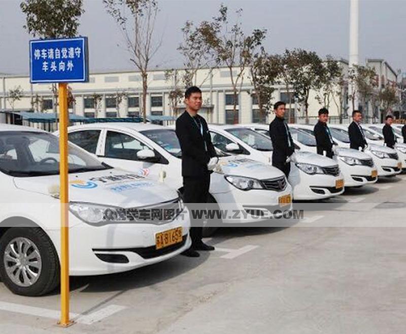 宁通驾校训练车型