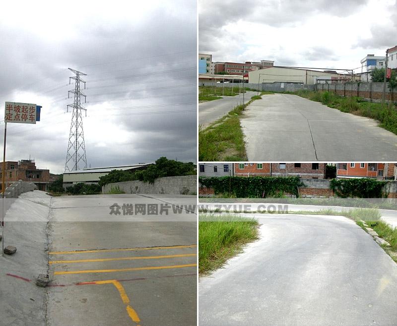 东鑫驾校训练场