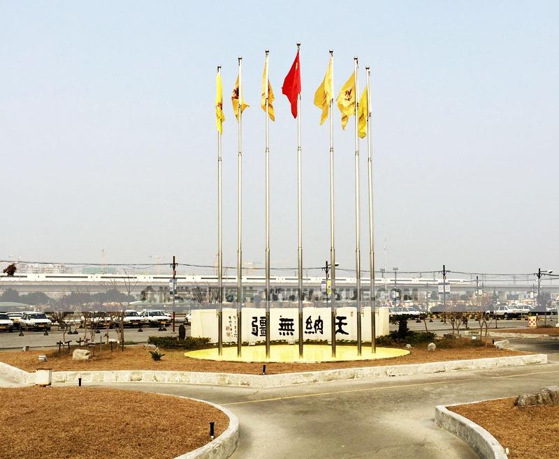 上海市银都驾校训练场