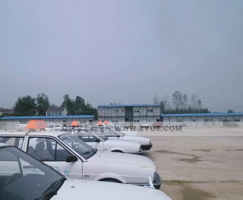 顺昌驾校训练车型