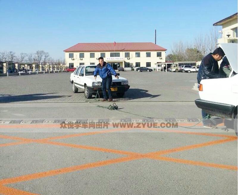天津四通驾校c1教练车照片 四通驾校训练车型什么样子 众高清图片