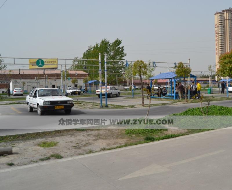 惠安驾校训练车型