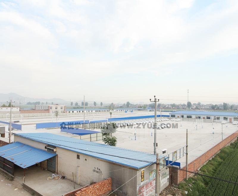 蓝鹰驾校场地介绍