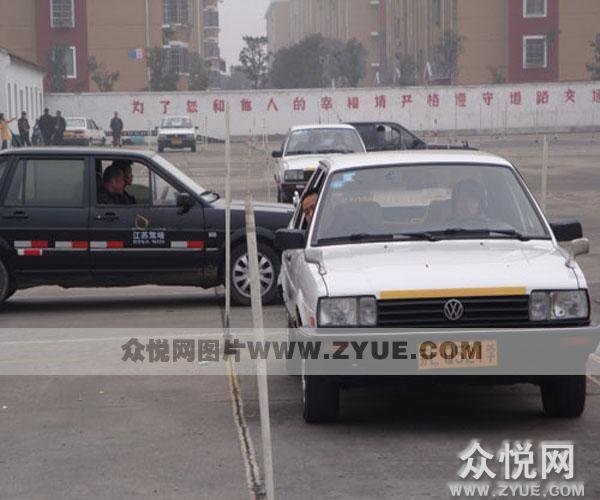 陆慕驾校教练车2