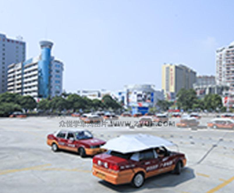深圳一考通驾校训练车