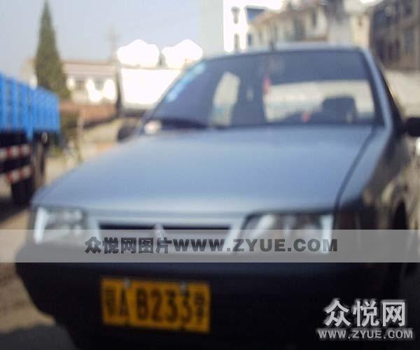 宏业驾校教练车2