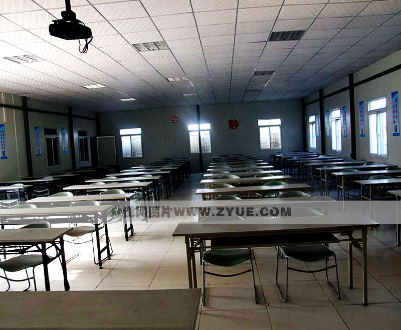 兰剑驾校教室