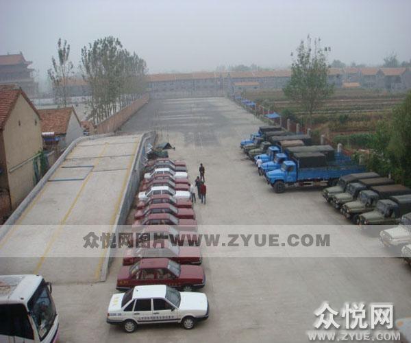 沛县驾校教练车2