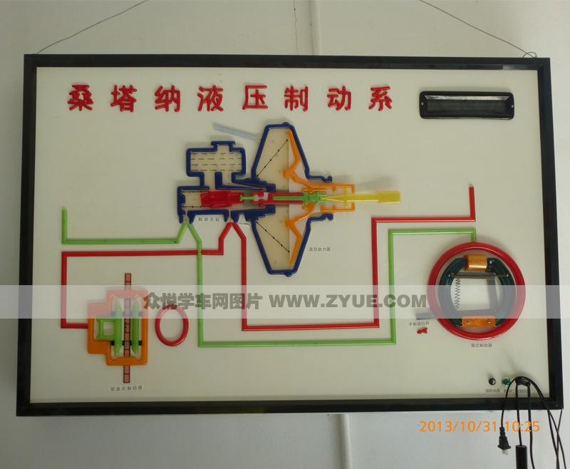 对于汽车液压制动系统你了解多少?来阳齐驾校学车,不仅教您高清图片
