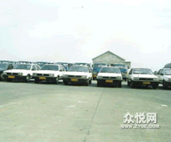 扬州驾校风采3