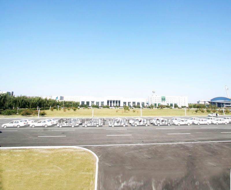 扬州驾校训练车型
