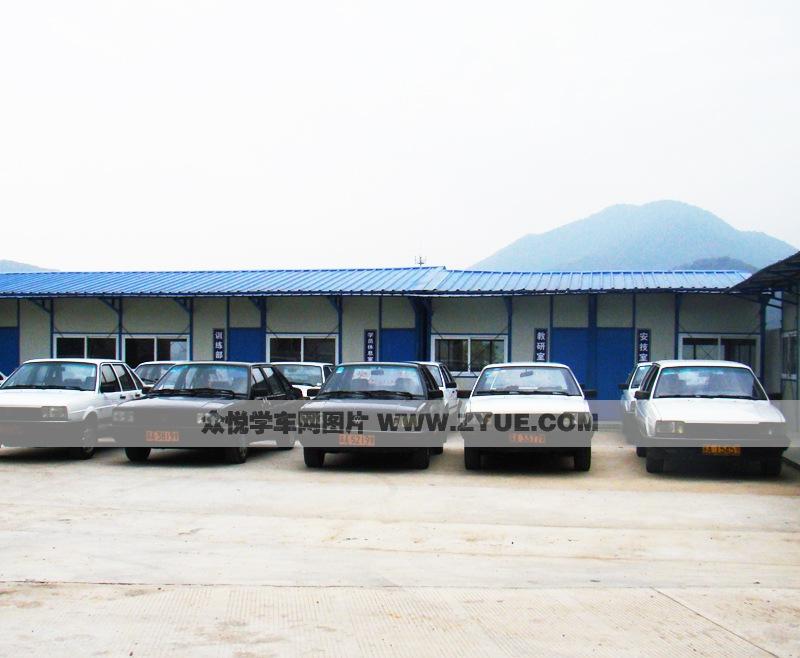 宇天浦响驾校训练车型