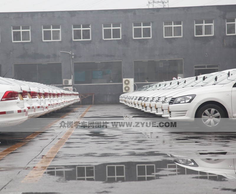 北京远方驾校训练车型