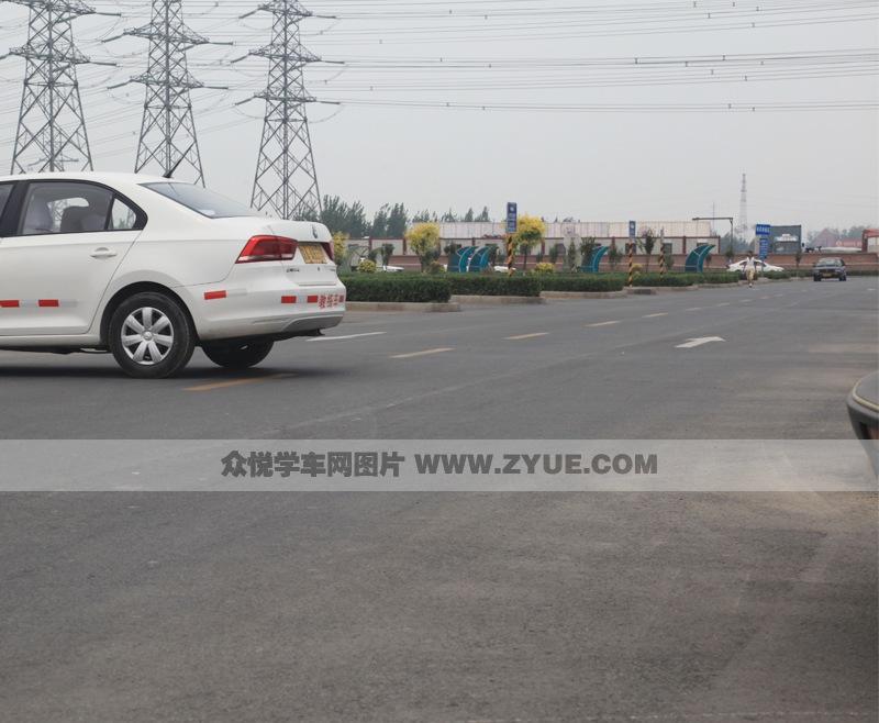 北京远方驾校场地介绍