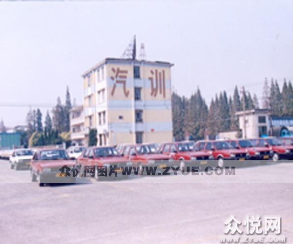 浙一水建驾校教练车2