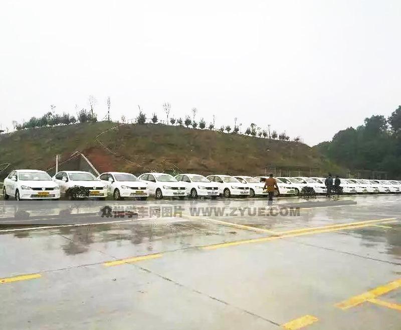 中交驾校训练场地