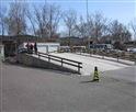 西总驾校上坡定点停车和起步场地