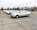 北京东升驾校教练车风采