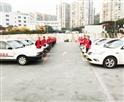 重庆鸿宾驾校教练车风采