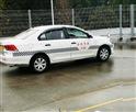 上海金健驾校训练车型