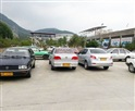 九华训练场训练车型
