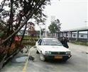 杭州良峰训练场倒车入库练习