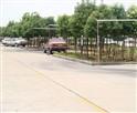 龙泉驾校模拟侧方停车