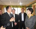 省委有关部门领导到兰州玛雅驾校调研