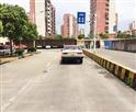 上海申浦驾校直角转弯练习