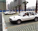 上海洪远驾校训练车型